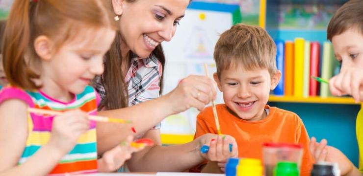 Crianças na creche: a partir de qual idade colocar meu filho?