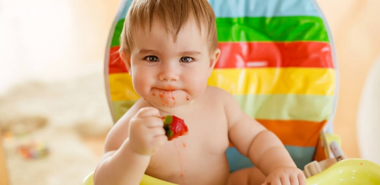 Dieta de bebês: 7 dicas para introduzir alimentos corretamente