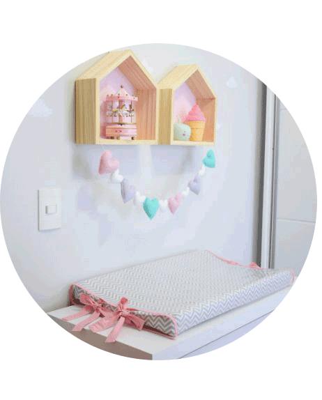 inspiração quarto de bebe